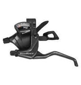 SunRace Shifter Sunrace STM406 8s RH Trigger/Brake V BK