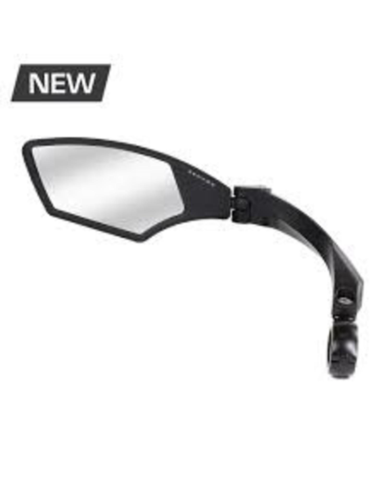 Mirror Serfas Handlebar Left Glass Lens