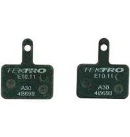 Tektro Brake Pads Tektro Organic Fits Volans (HD-T700), Auriga Twin (HD-T515), and Auriga E-SUB (HD-E510/E515), Green
