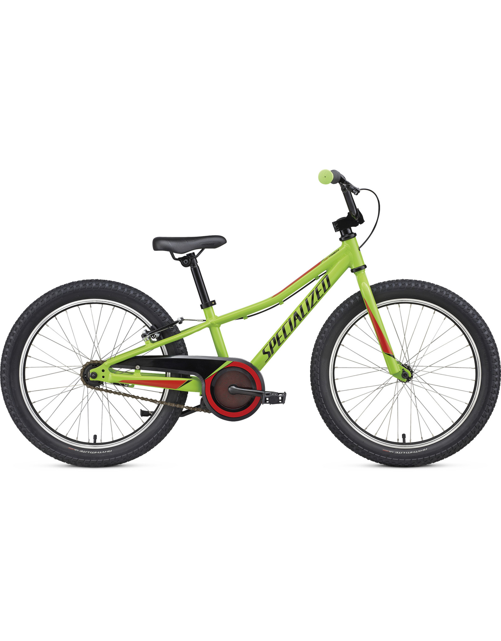 Specialized 21 Spec Riprock 20 Grn/Red/Blk