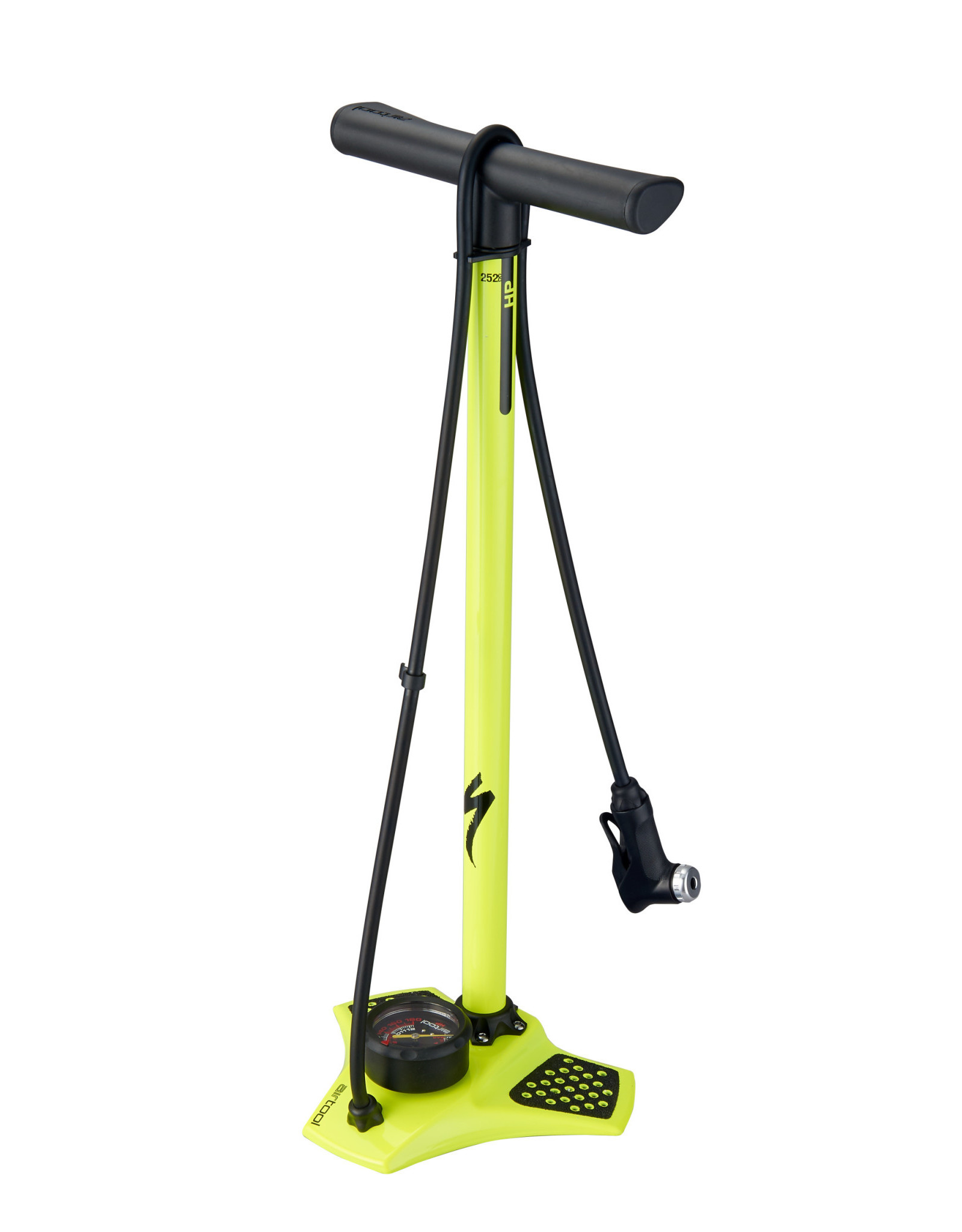 Specialized Pump Spec Air Tool HP Floor Pump Ion Yellow