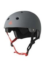 TRIPLE EIGHT Helmet Triple8 Dual Cert w/EPS Sm-Md Gunn
