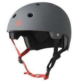 TRIPLE EIGHT Helmet Triple8 Dual Cert w/EPS Lg-XL Gunn