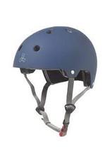 TRIPLE EIGHT Helmet Triple8 Dual Cert w/EPS Sm-Md Blue