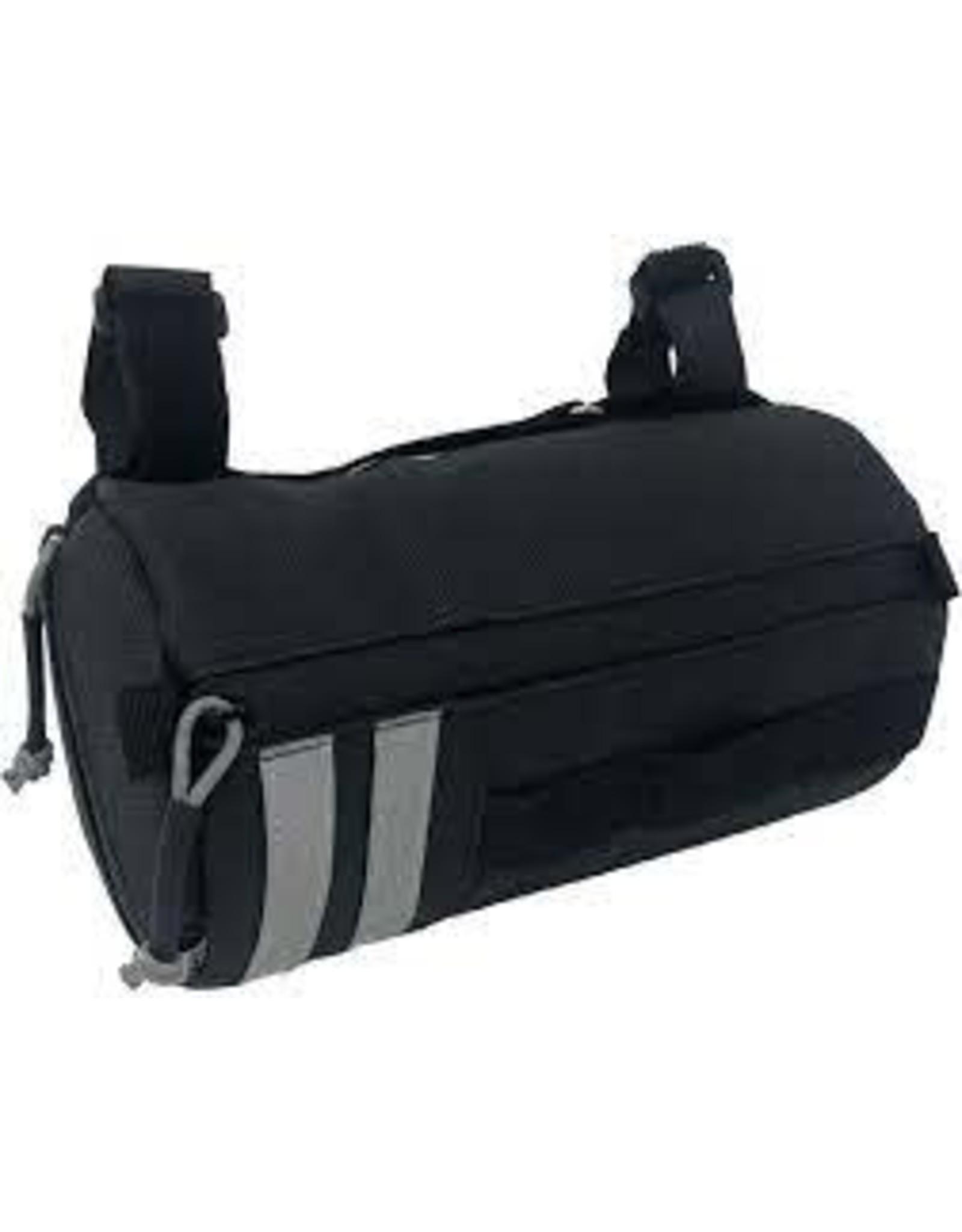 BiKASE Bag Bikase TD Handlebar & Seat Bag Black