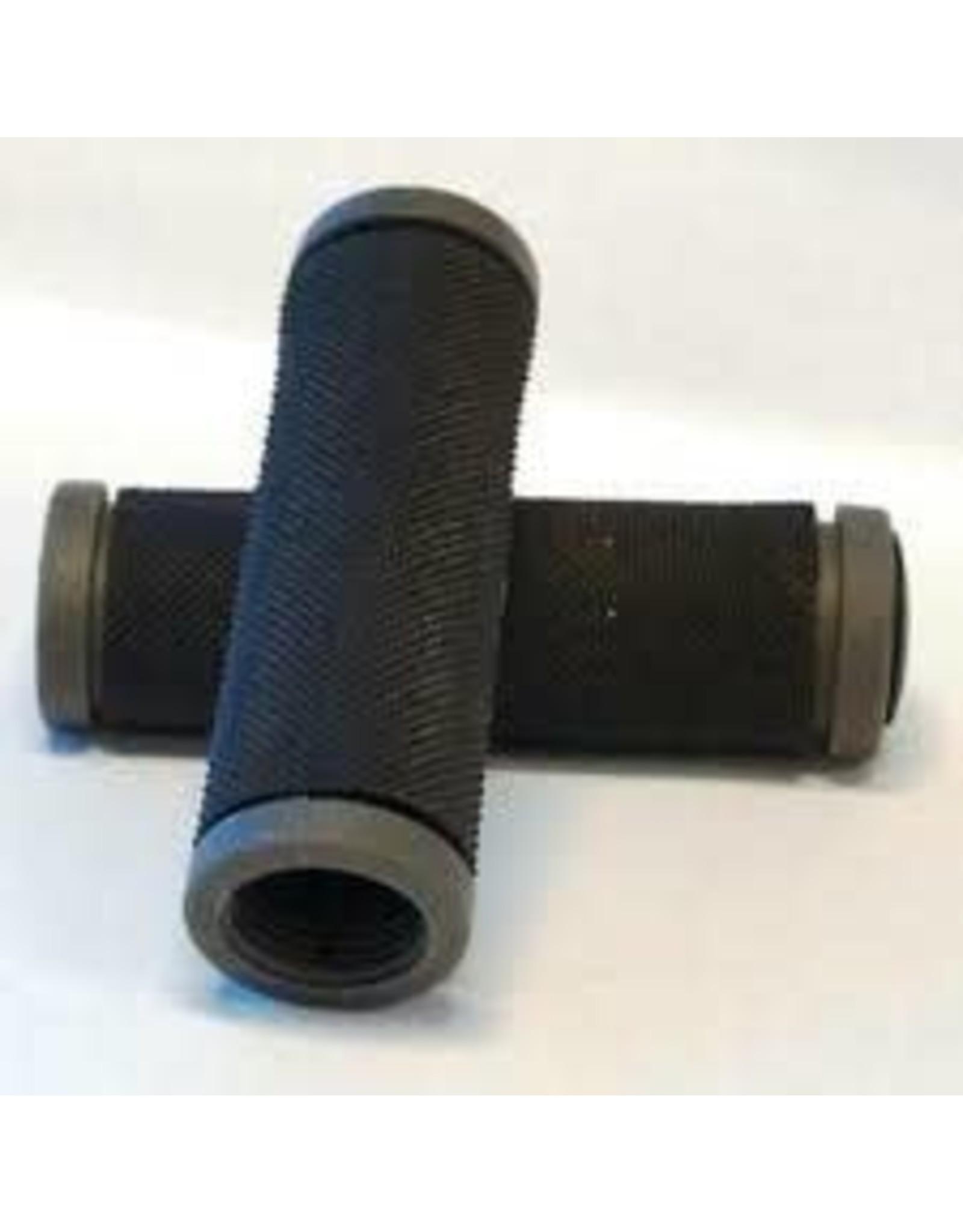 Grip Handlz Endzone 80mm Lock On Black