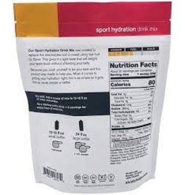 Skratch Labs Skratch Sports Hydration Mix Fruit Punch 20-Serving Bag
