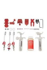 SRAM SRAM Disc Brake Bleed Kit - For SRAM X0, XX, Guide, Level, Code, HydroR, and G2, with DOT Fluid