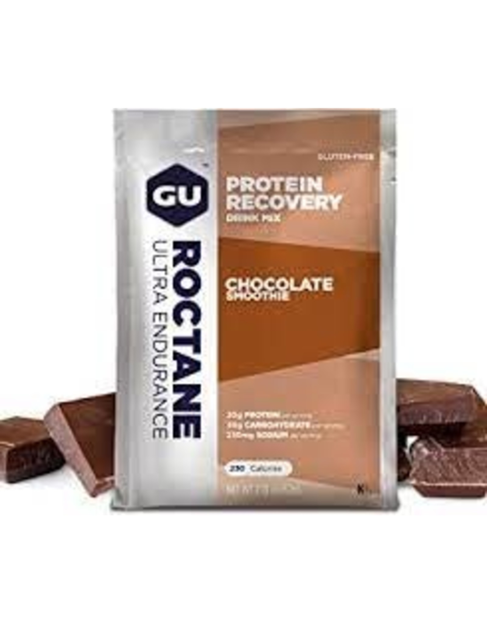 GU Energy Labs GU Chocolate Smoothie Recovery Drink 32.8 oz