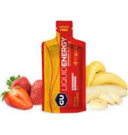 GU Energy Labs GU Liquid Energy Strawberry Banana Box of 12 single