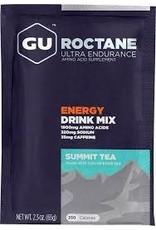 GU Roc Drink Summit Tea Box of 10 single