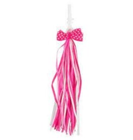 SUNLITE Streamers Satin Bow Pink