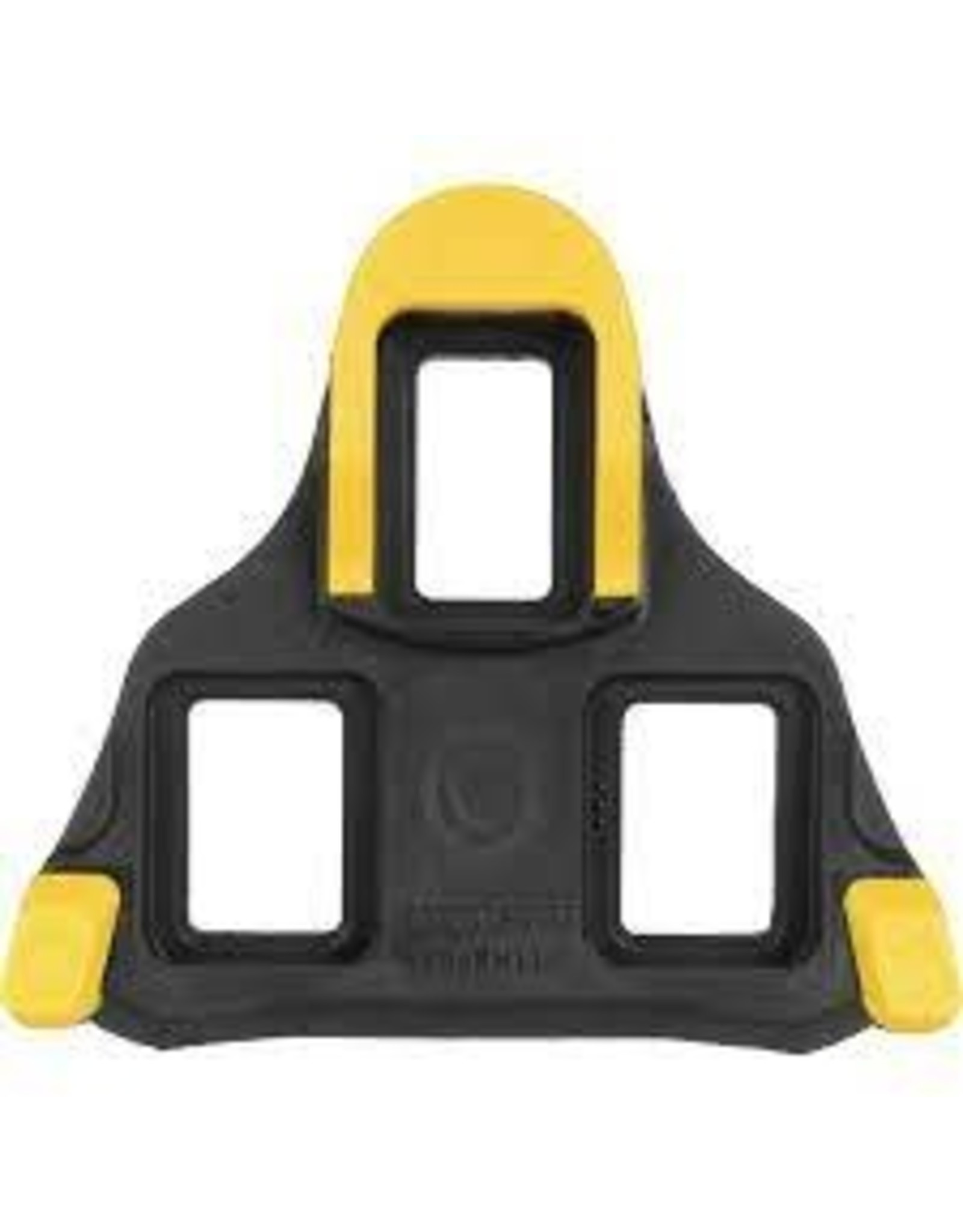 Giant Cleat 6 Deg Shim SPD-SL Compatible Blk/Yellow