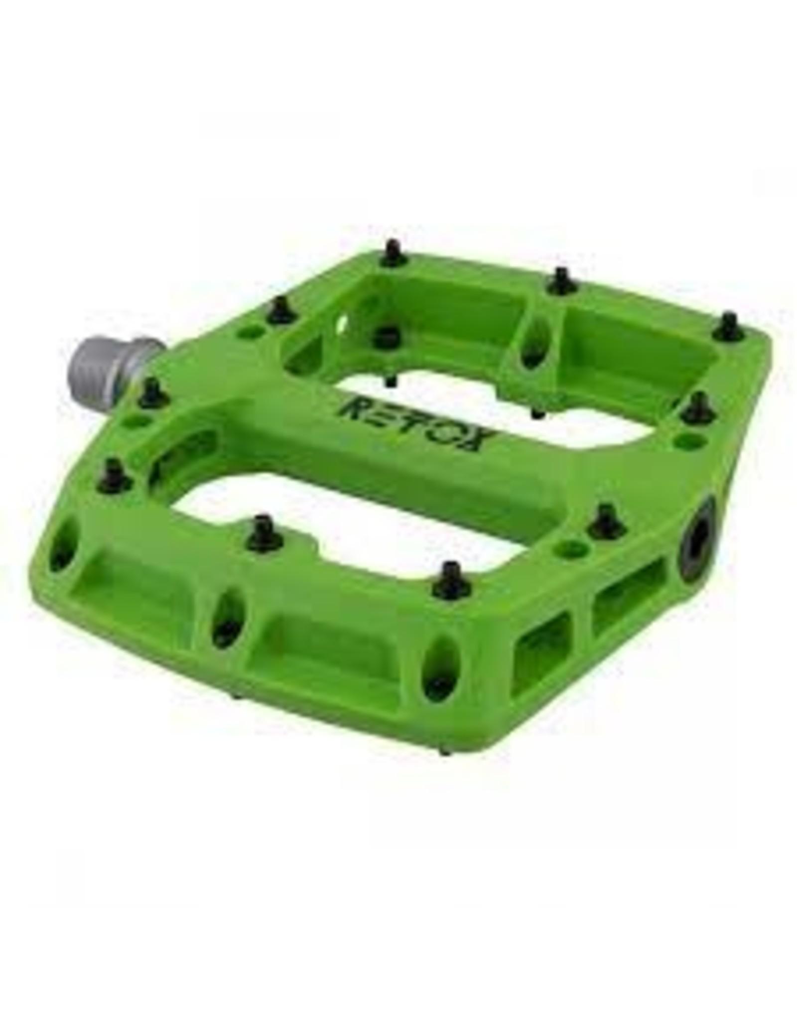 ORIGIN8 Pedal OR8 Retox 9/16 Green
