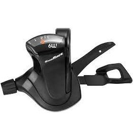 SunRace Shifter SunRace M903 3-Speed, Black