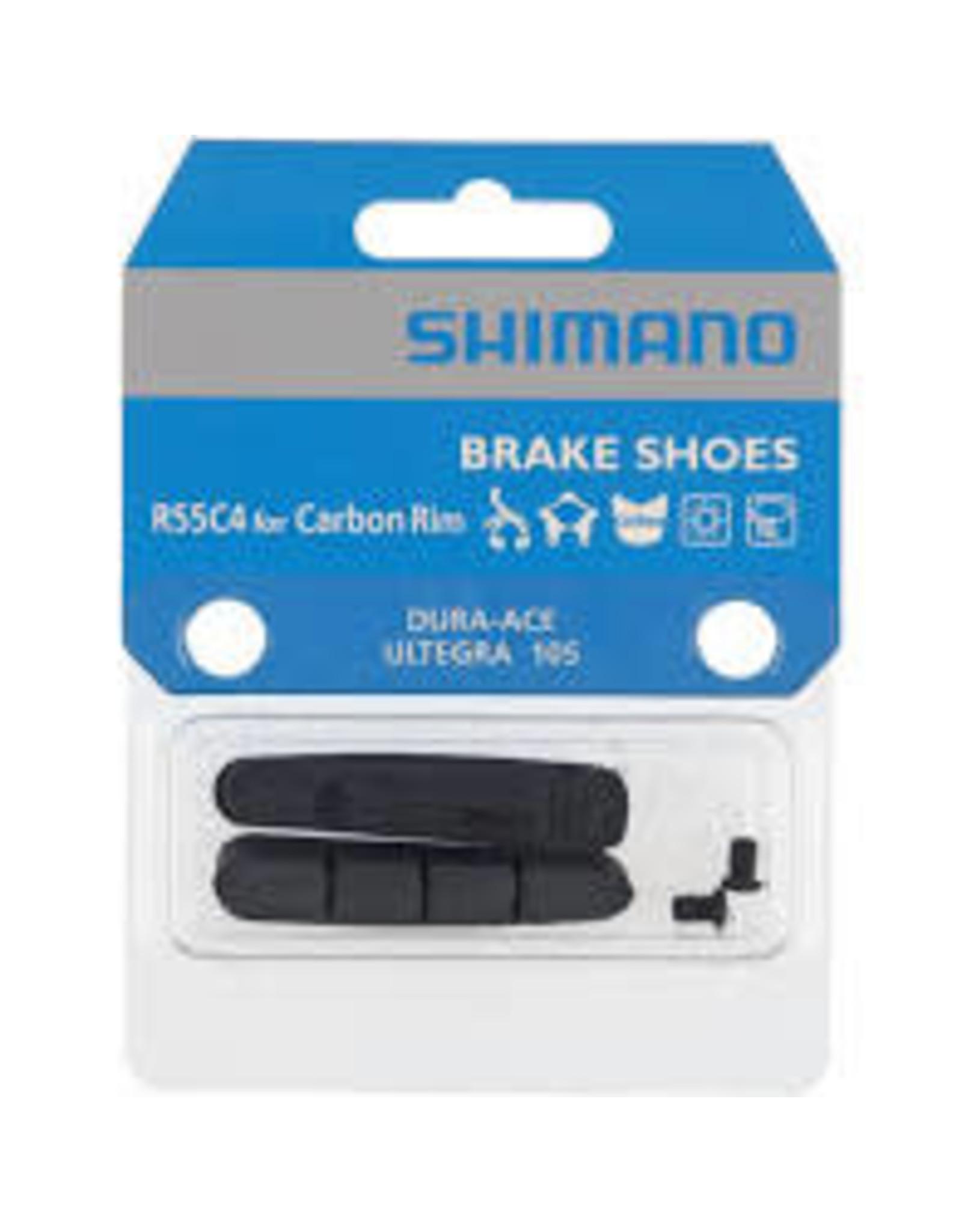 Shimano Brake Pad Shi R55C4-A Pads for Carbon Rims, Pair