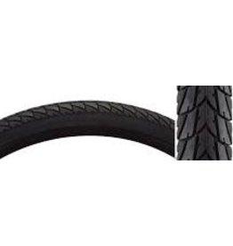 SUNLITE Tire 24x1.75 CST1446 Bk/Bk Street Wire