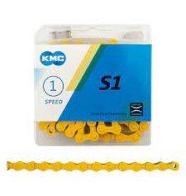 KMC Chain KMC S1 1s Yellow 112L