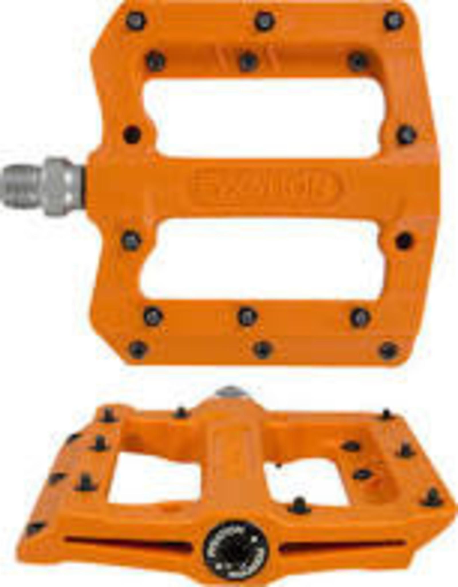 "Fyxation Pedal Fyxation Mesa MP 9/16"", Orange"