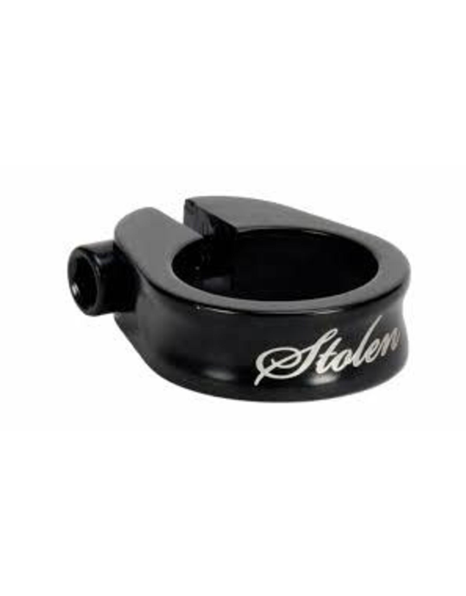 Stolen Seat Clamp Stolen Choker 28.6mm Black