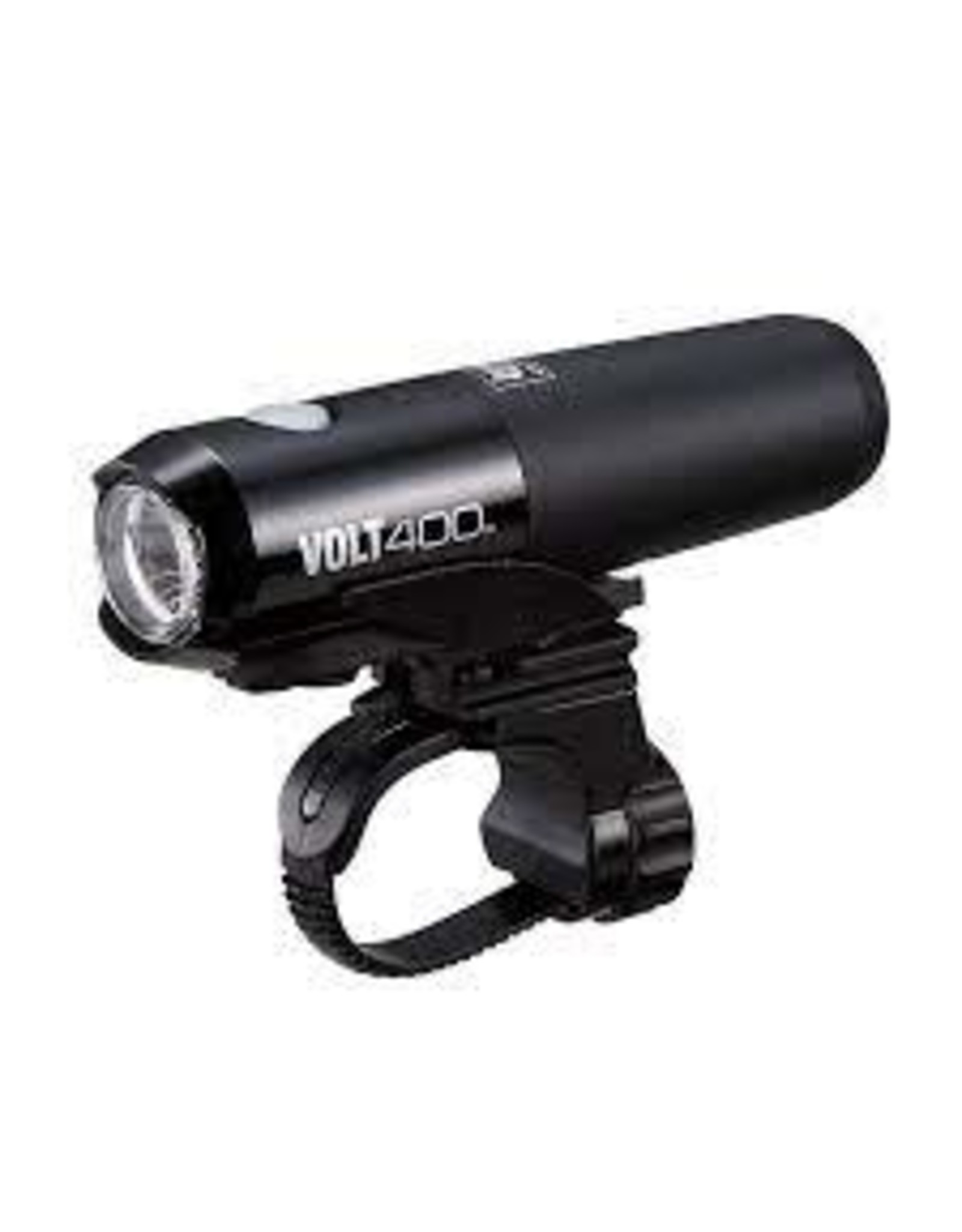 CatEye Light Cateye HL-EL084RC Amp400 USB Bk