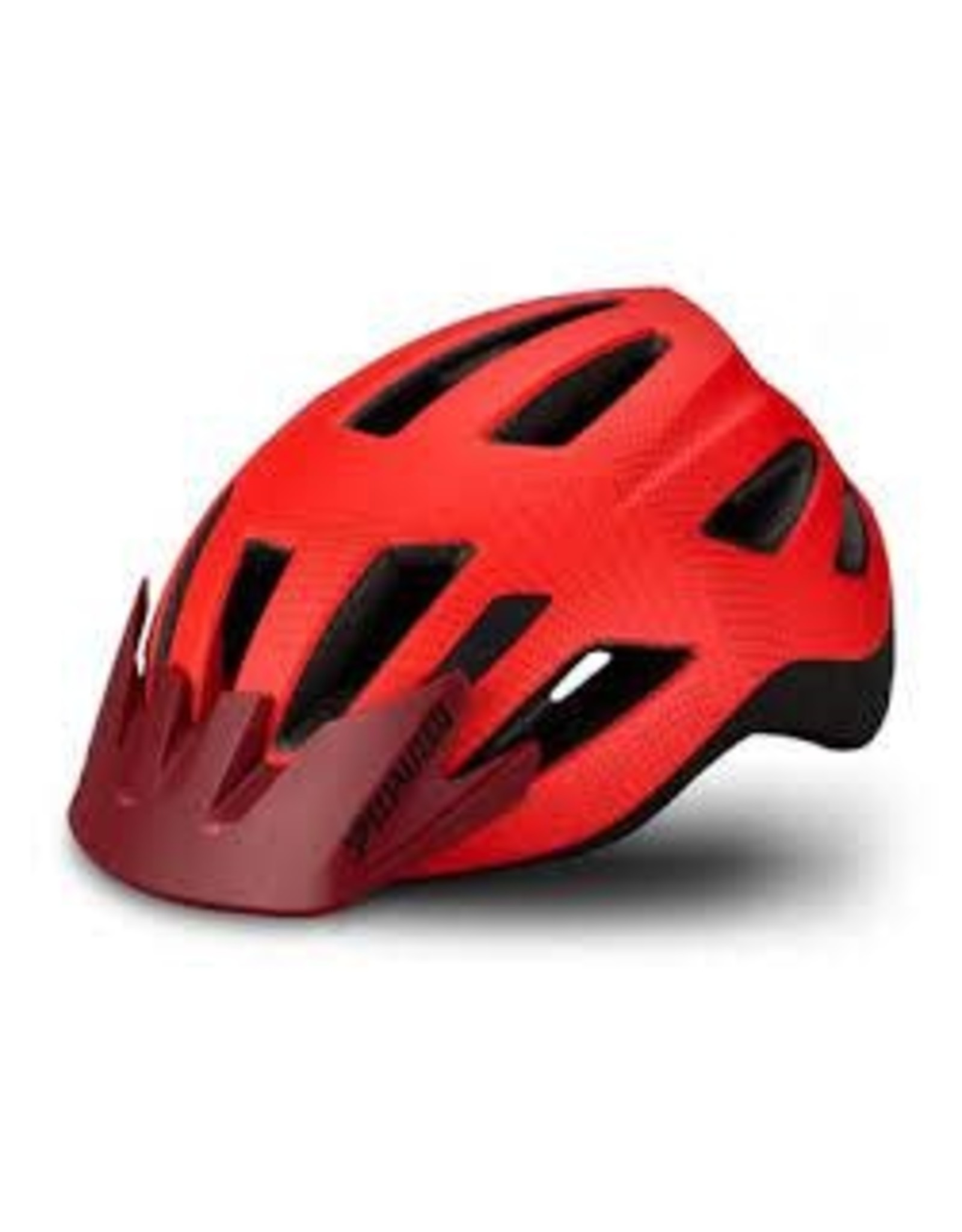 Specialized Helmet Spec Shuffle Red/Crmsn Dot Plane Child