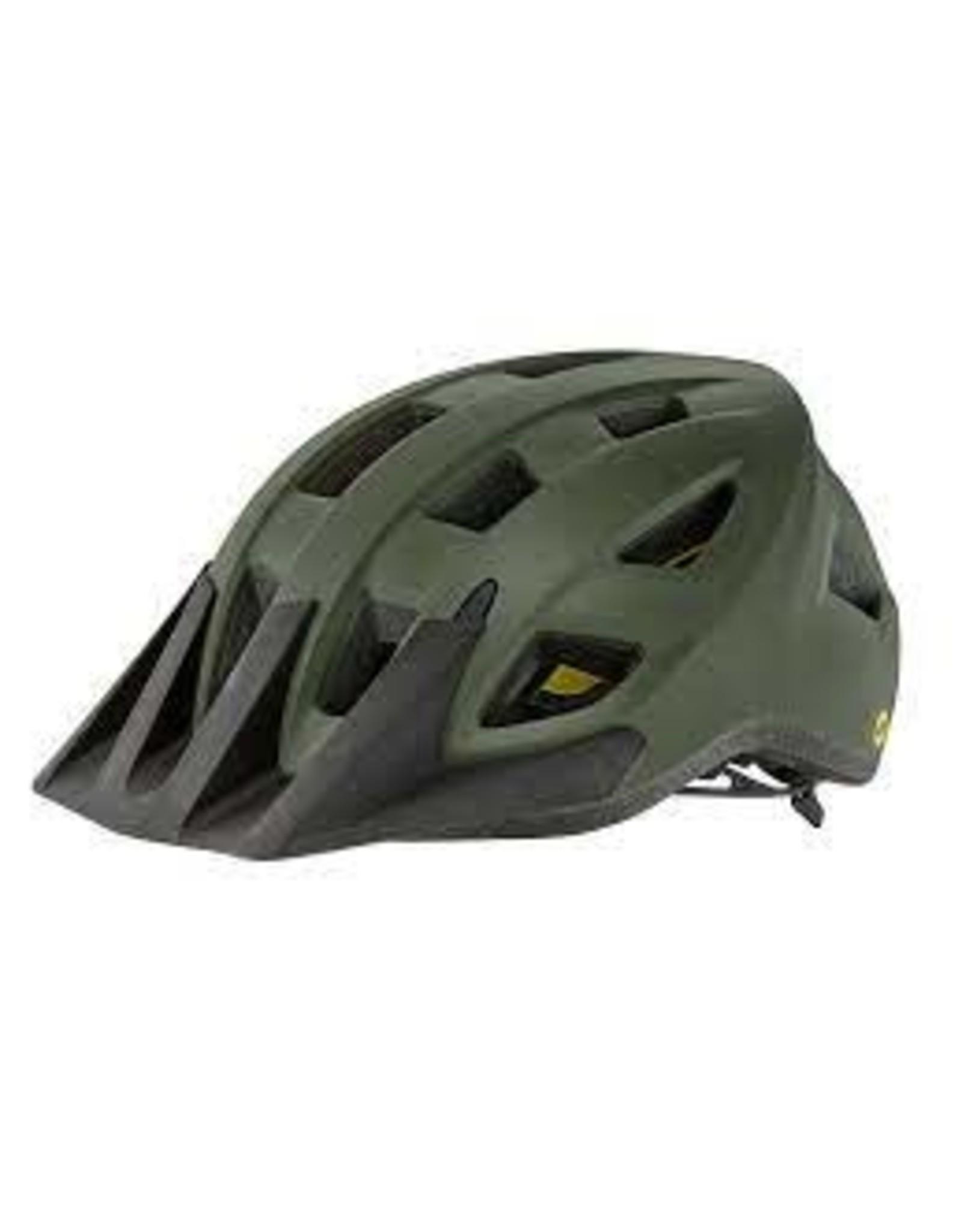 Giant Helmet Giant Path MIPS  M/L Matte Phantom Green