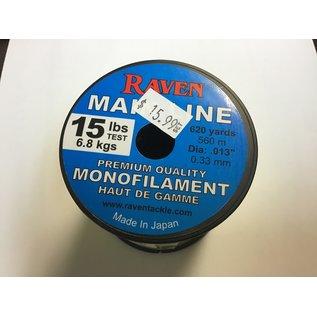 Raven Raven Mainline 15lb Chartreuse