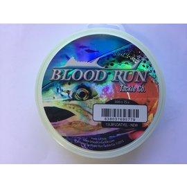 Blood Run Blood Run 15lb Yellow - 300yd