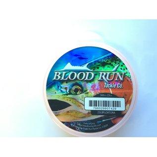 Blood Run Blood Run 23lb Orange - 300yd