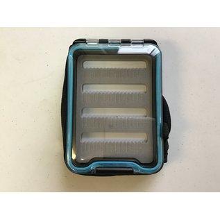 Great lakes steelhead Clear, small fly box