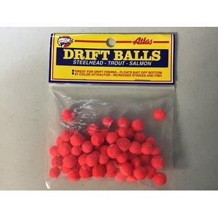 Atlas Mike Drift Balls - Red