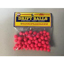 Atlas Mike Drift Balls - Pink