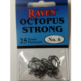 Raven Octopus Strong