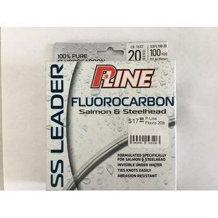 P-Line Flouro 20lb