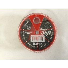 Raven Super Soft, 6pt Split Shot