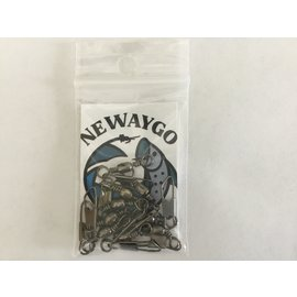 Newaygo Fly & Tackle NF&T Snap Swivel #14