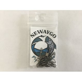 Newaygo Fly & Tackle NF&T Snap Swivel #12