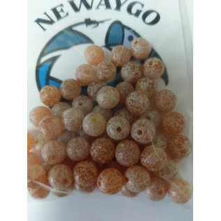 NF&T Pro Pack Beads Brown Trout UV 8mm 60