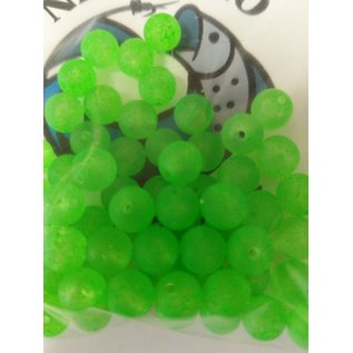 NF&T Pro Pack Beads Mean Green UV 8mm 60