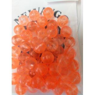 NF&T Pro Pack Beads Orange Roe UV 10mm 50