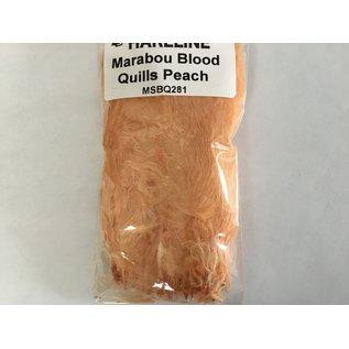 Hareline Marabou Blood Quills