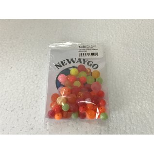 NF&T Pro Pack Beads Variety Pack Base 8mm 60