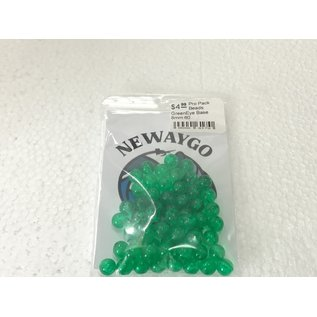 NF&T Pro Pack Beads GreenEye Base 8mm 60