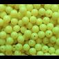 Fishing steelhead Steelhead Beads Chartreuse 8mm