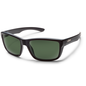 SunCloud MAYOR MATTE BLACK POLARIZED GRAY GREEN
