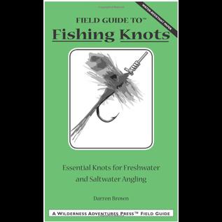 Wilderness Adventures Press Field Guide, Fishing Knots