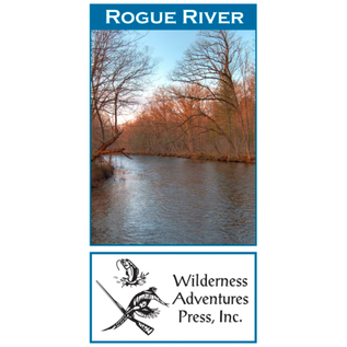 Wilderness Adventures Press Local River Maps