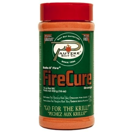 Pautzke bait co Pautzke 16oz Fire Cure Orange
