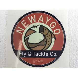 NF&T Decals 4 inch
